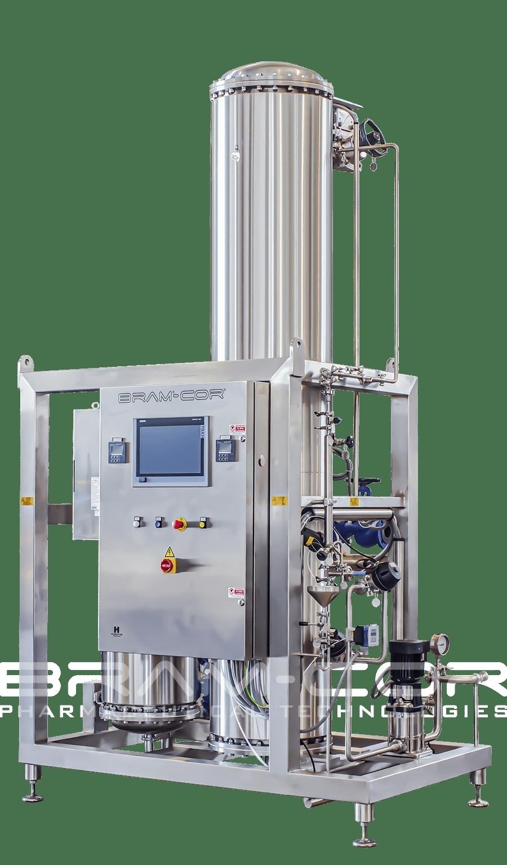 Bram-Cor CPSG Pure steam Generator