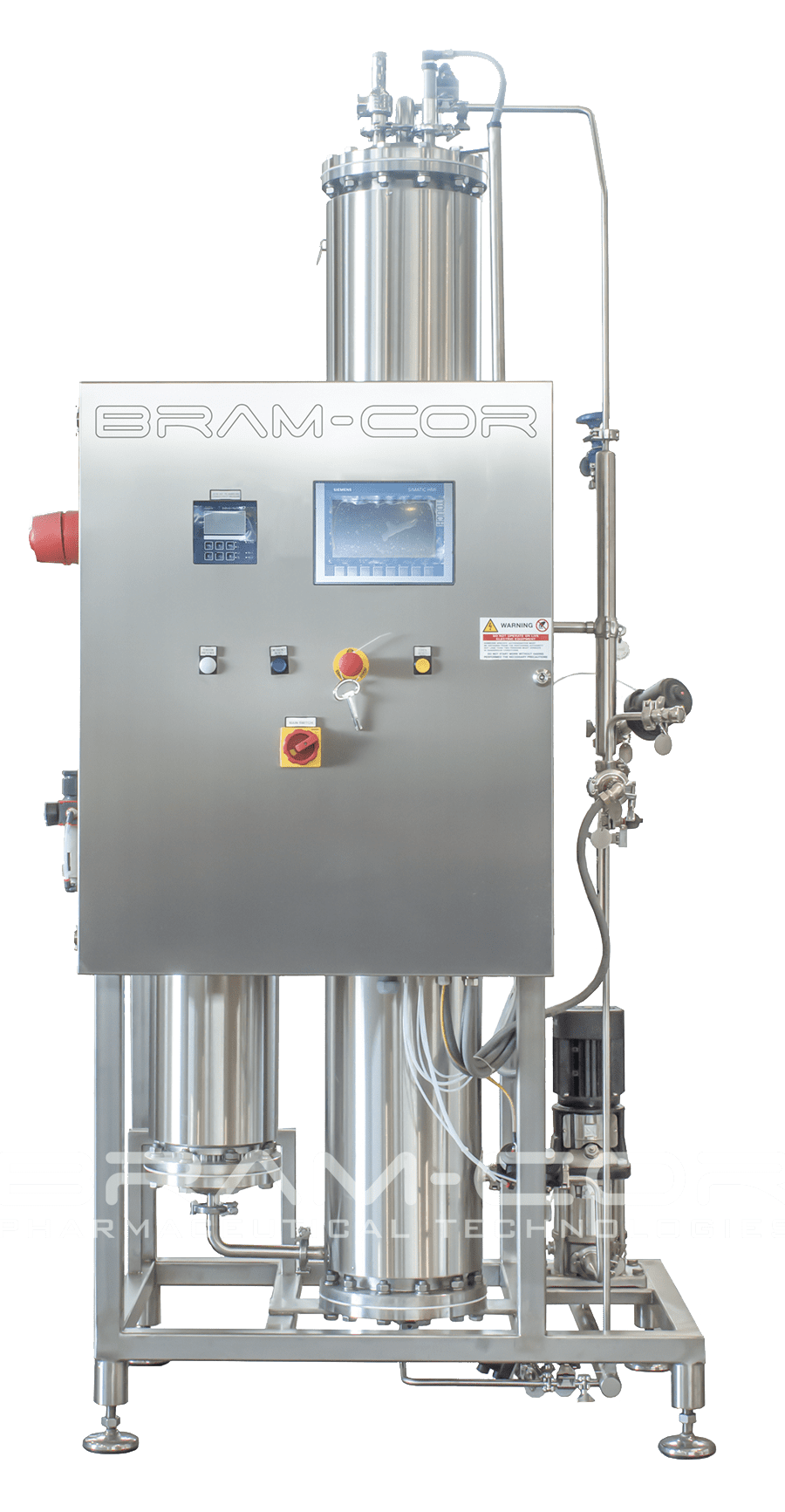 Bram-Cor CPSG ST 200 Pure steam Generator